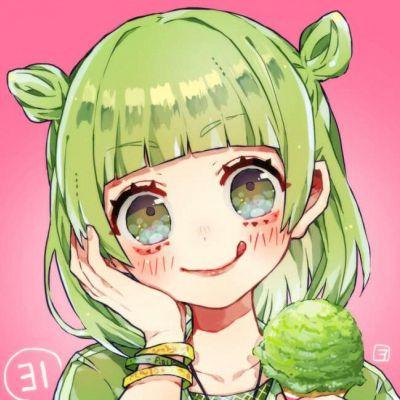 女生动漫团头可爱_WWW.QQYA.COM