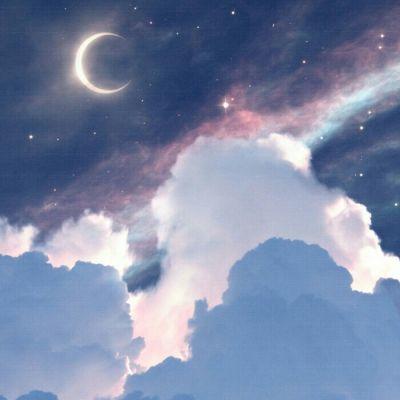月亮唯美头像_WWW.QQYA.COM