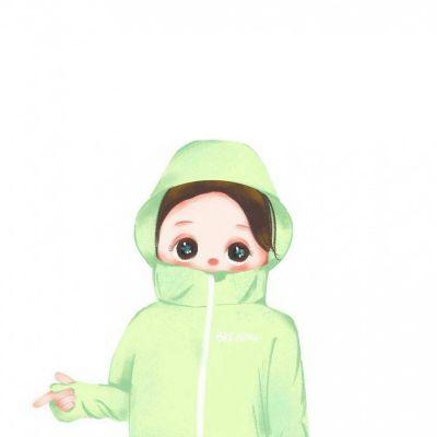 高清可爱卡通头像_WWW.QQYA.COM