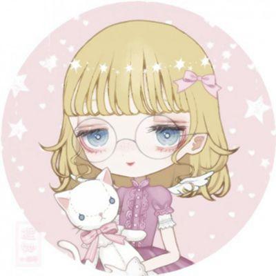清晰可爱漫画女生头像图片_WWW.QQYA.COM