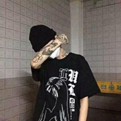 霸气高冷男生头像_WWW.QQYA.COM