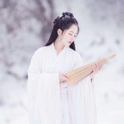 微信古风头像冷艳唯美大全2021_WWW.QQYA.COM