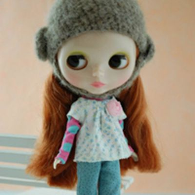 芭比娃娃微信头像_WWW.QQYA.COM