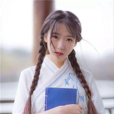 微信头像女生古风真人版最好看_WWW.QQYA.COM