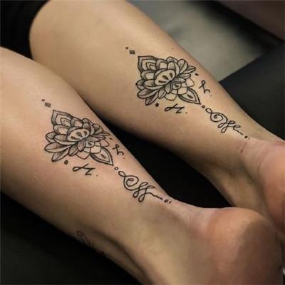 好看纹身头像女生_WWW.QQYA.COM