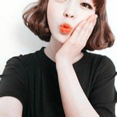 时尚女人味短发女生头像大全_WWW.QQYA.COM