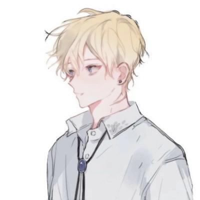 帅气动漫少年头像_WWW.QQYA.COM