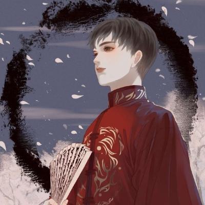 高清帅气撩人高冷动漫男生头像图片_WWW.QQYA.COM