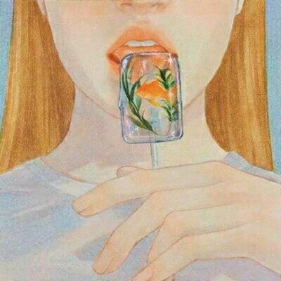 高清好看的嘴唇图片头像_WWW.QQYA.COM