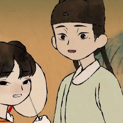 可爱古风动漫情头_WWW.QQYA.COM