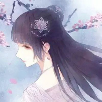 古风系列超美动漫情侣头像_WWW.QQYA.COM