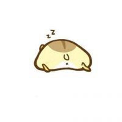 超级萌的小仓鼠头像卡通图片_WWW.QQYA.COM