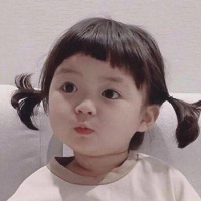 可爱搞怪萌娃头像女孩_WWW.QQYA.COM