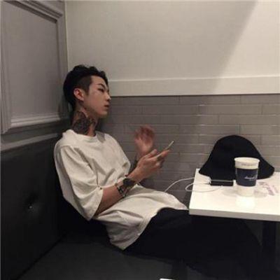 2021超拽男生纹身头像_WWW.QQYA.COM
