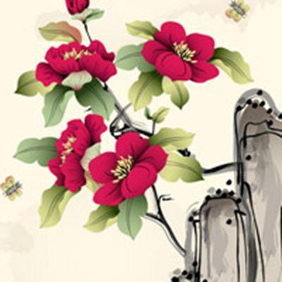 中国水墨画图片头像_WWW.QQYA.COM