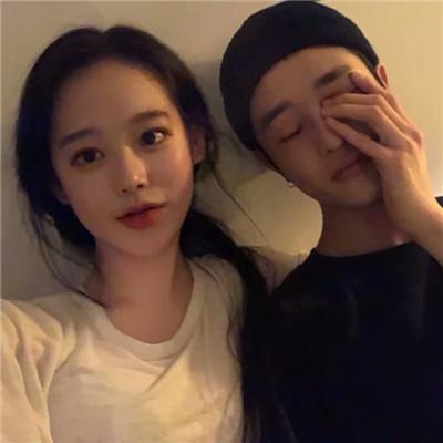好看的韩国情侣头像大全_WWW.QQYA.COM