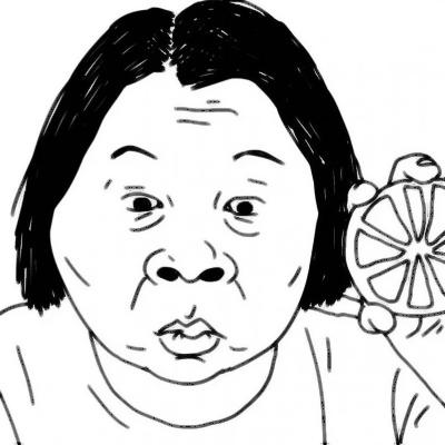 丑的女头像_WWW.QQYA.COM
