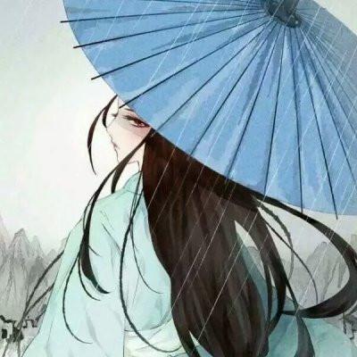 古风头像女动漫图片_WWW.QQYA.COM