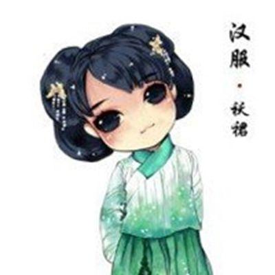 汉服卡通头像_WWW.QQYA.COM
