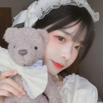 可爱优雅女生头像_WWW.QQYA.COM