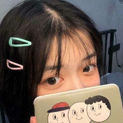 女生头像可爱单纯清新_WWW.QQYA.COM