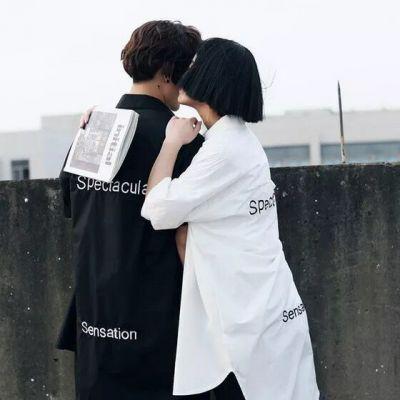 时尚韩系情侣头像_WWW.QQYA.COM
