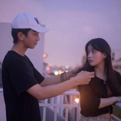 2022意境TT情侣头像_WWW.QQYA.COM
