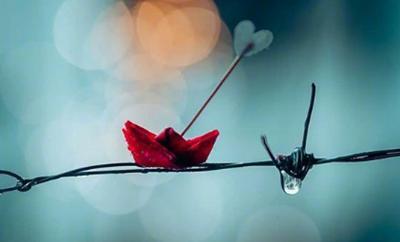 下雨的说说唯美伤感一句话_WWW.QQYA.COM
