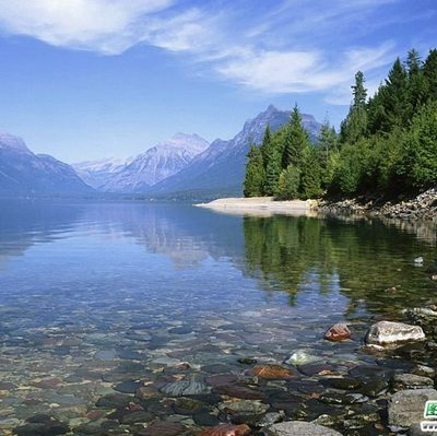 加拿大纯净的风光_WWW.QQYA.COM