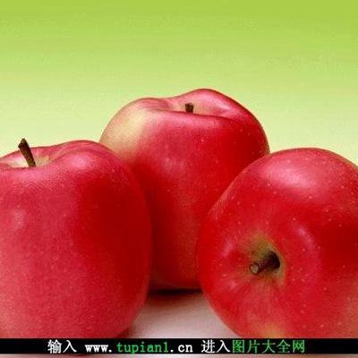 红苹果的图片_WWW.QQYA.COM