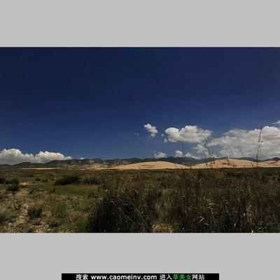 驴友拍的大西北旅游风景_WWW.QQYA.COM