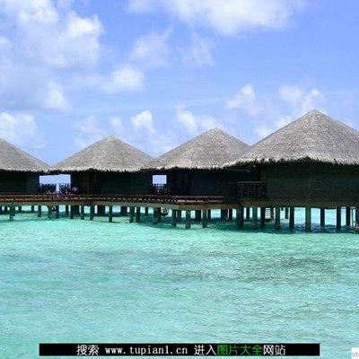 美丽的东南亚热带风景_WWW.QQYA.COM