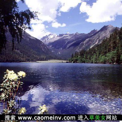 走进大西北看美丽风光_WWW.QQYA.COM