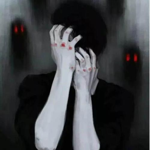 抑郁症测试最怕的图片_WWW.QQYA.COM