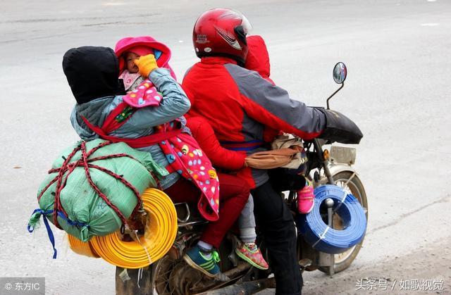 农民工回家过年图片大全_WWW.QQYA.COM