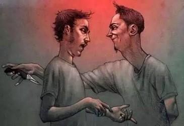 讽刺假好人的图片_WWW.QQYA.COM