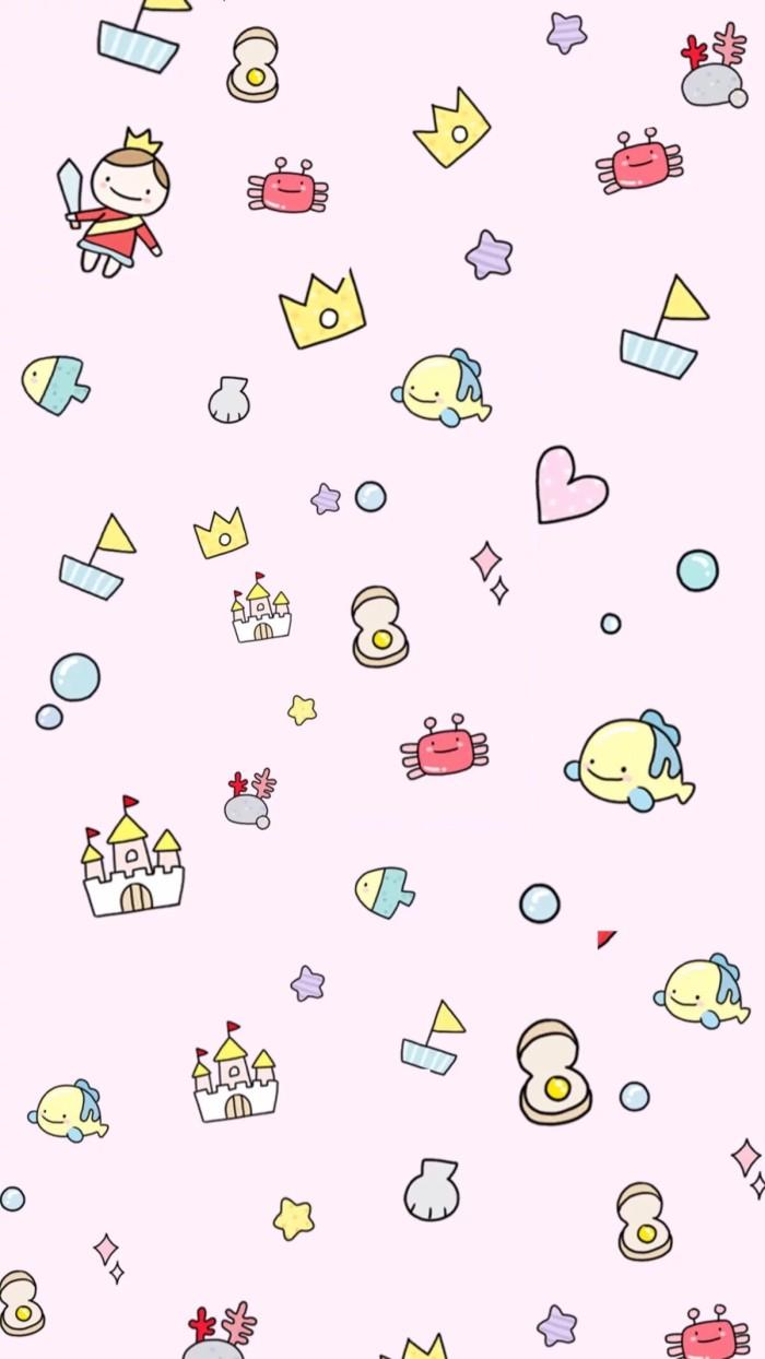 可爱又简单的卡通图片_WWW.QQYA.COM