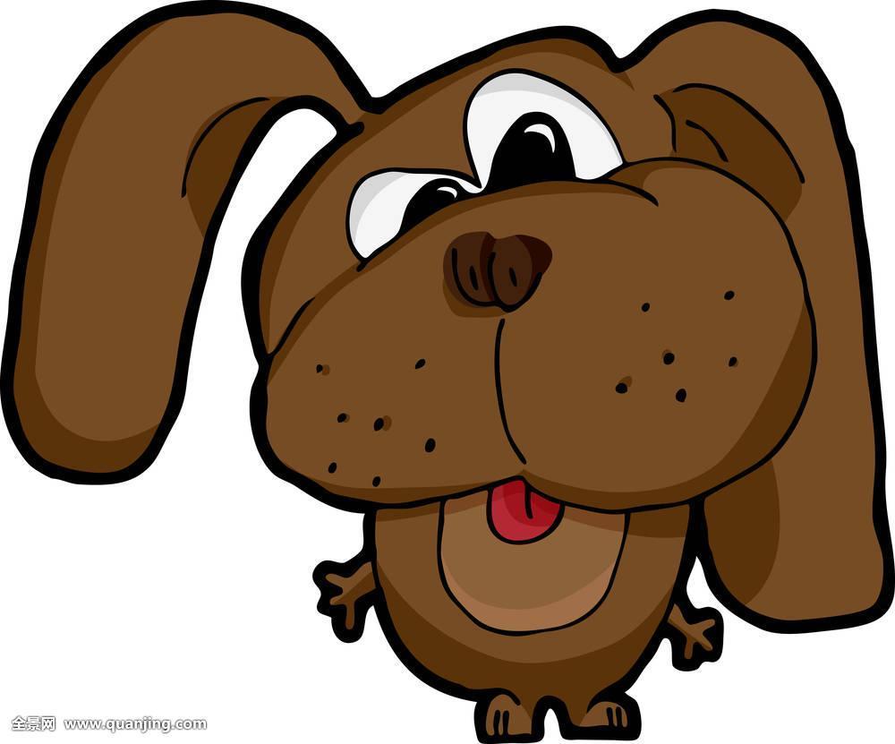 累成狗图片搞笑图片卡通图片_WWW.QQYA.COM