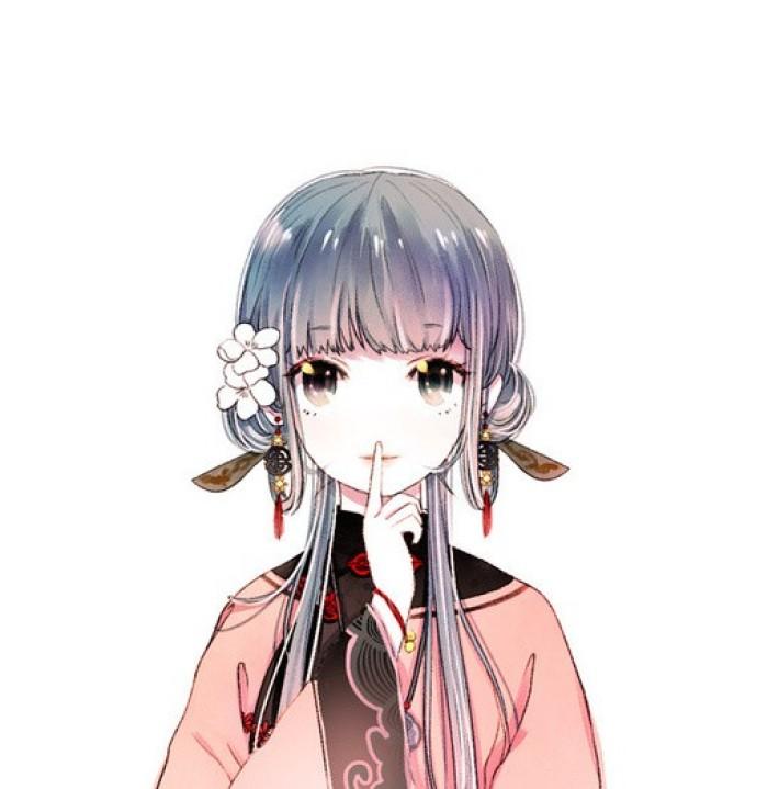唯美动漫人物图片古风_WWW.QQYA.COM