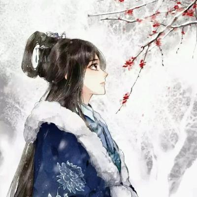 古风动漫图片女生伤感_WWW.QQYA.COM