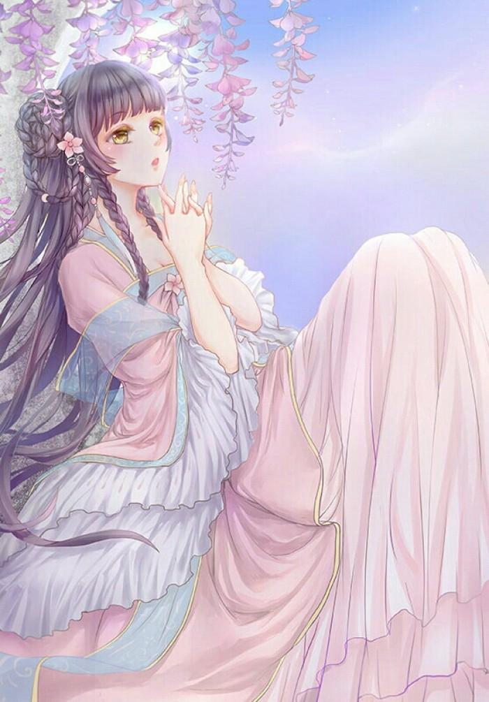 唯美动漫古风图片_WWW.QQYA.COM