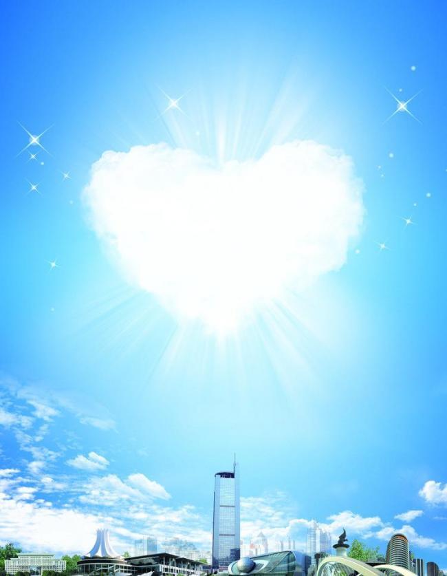动漫图片天空❤型_WWW.QQYA.COM
