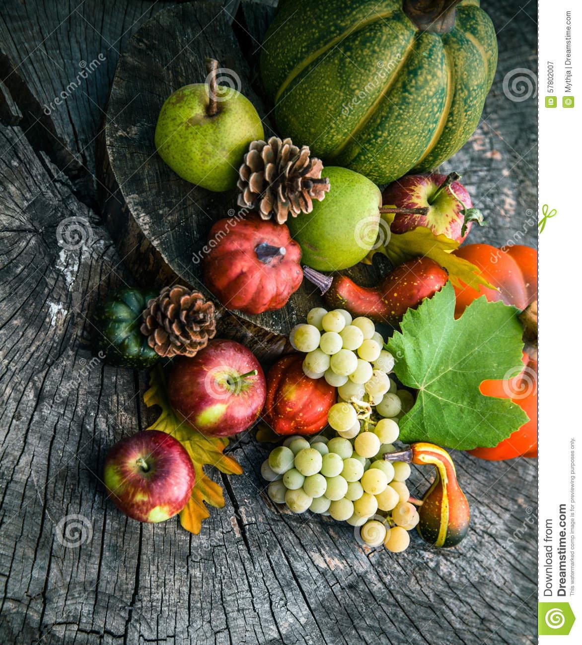 秋天的水果皮贴画图片_WWW.QQYA.COM