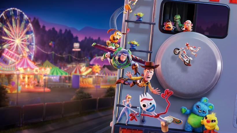 玩具总动员系列人物卡通图片_WWW.QQYA.COM